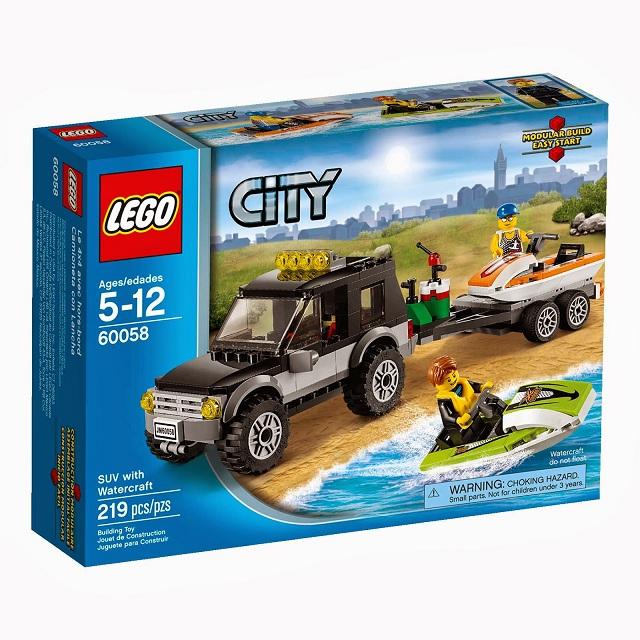 LEGO 60058