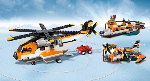 Lego 7345