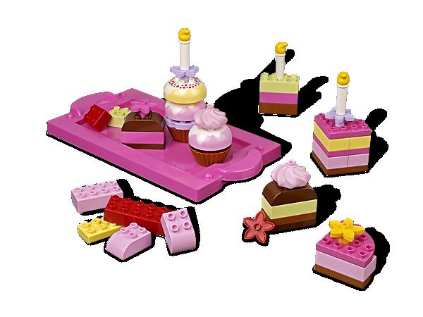 Đồ chơi xếp hình Lego Duplo 6785