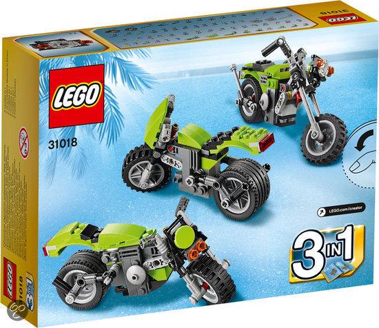 đồ chơi lego 31018