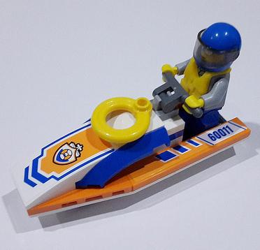 Đồ chơi lego 60011