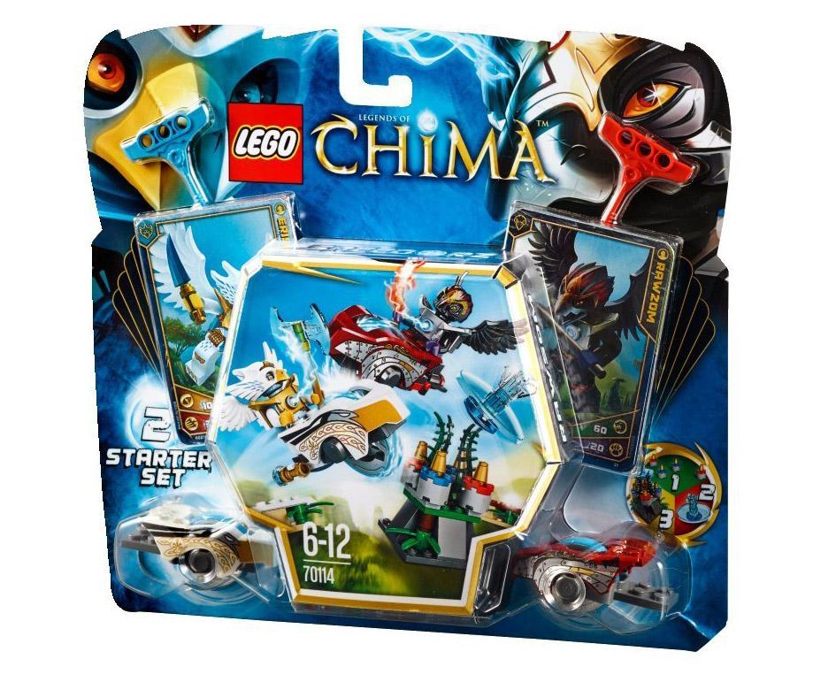 Đồ chơi xếp hình lego 70114