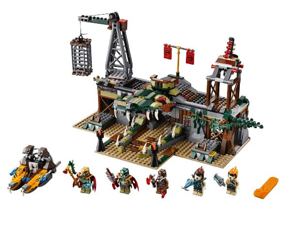 Đồ chơi xếp hình LEGo 70014