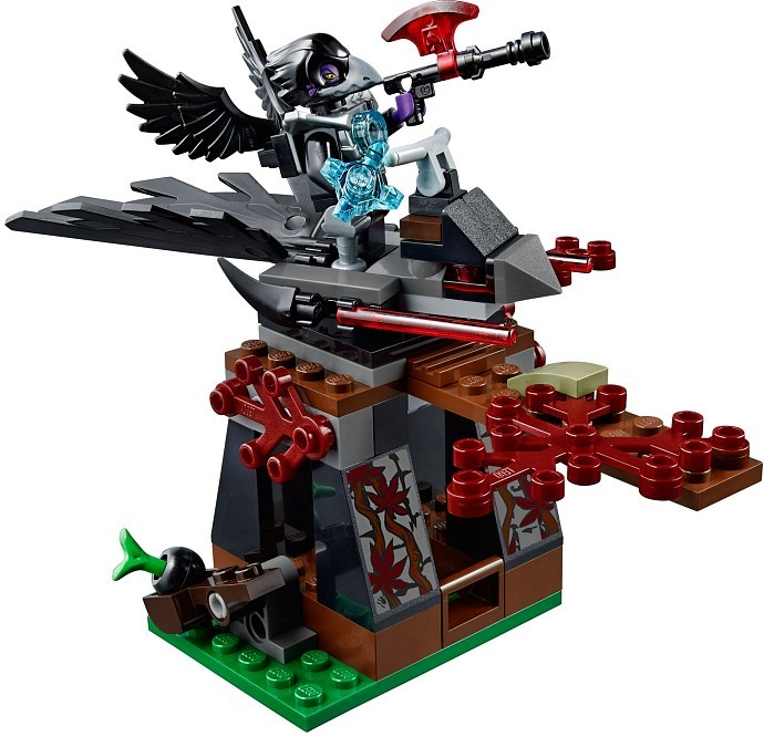 Đồ chơi LEGO 70008 - Legends of Chima Sets German