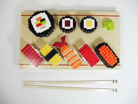 đồng hồ Lego