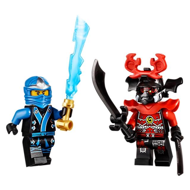 Đồ chơi xếp hình LEGO 70501