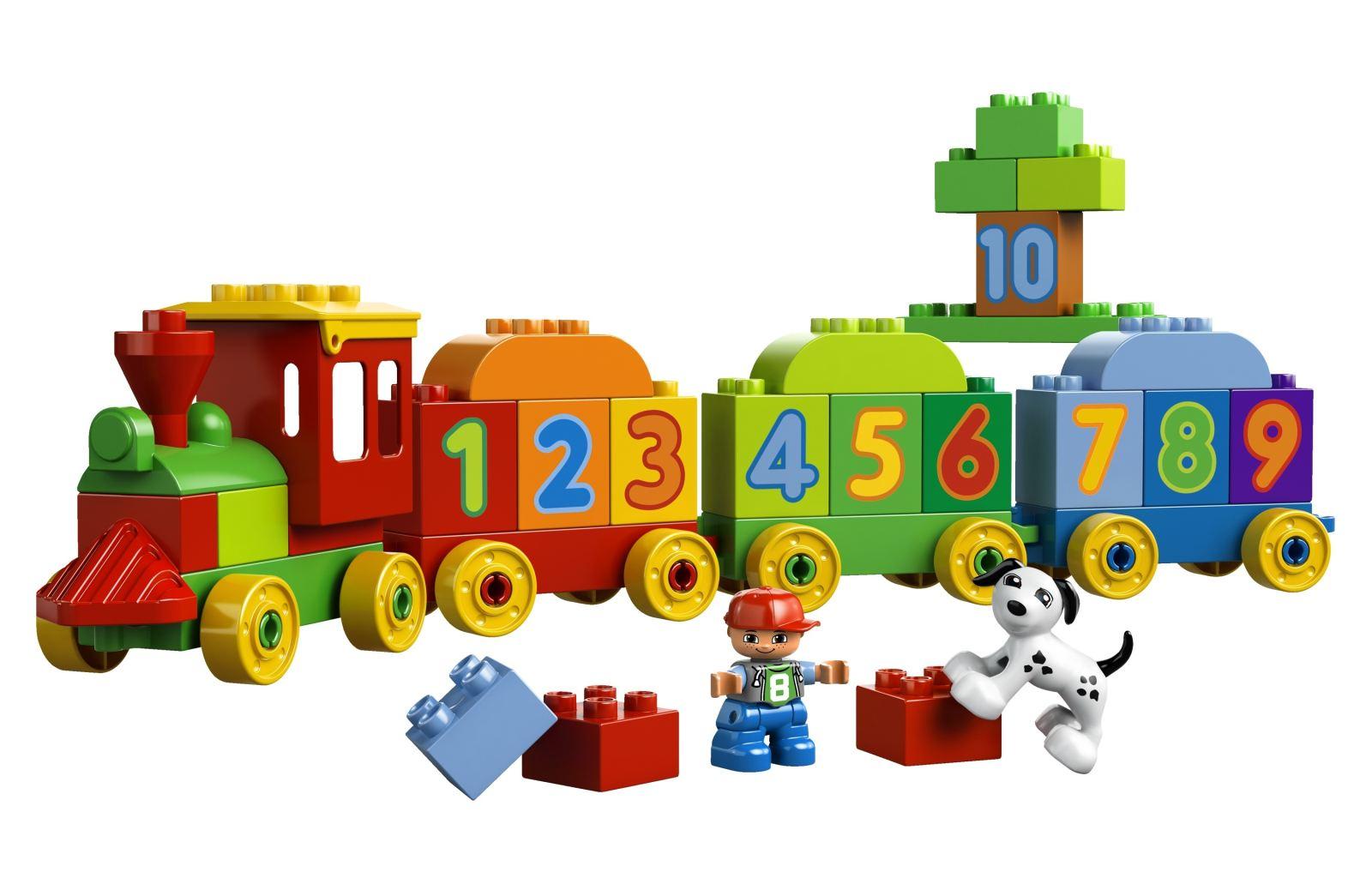 Đồ chơi LEGO 10558