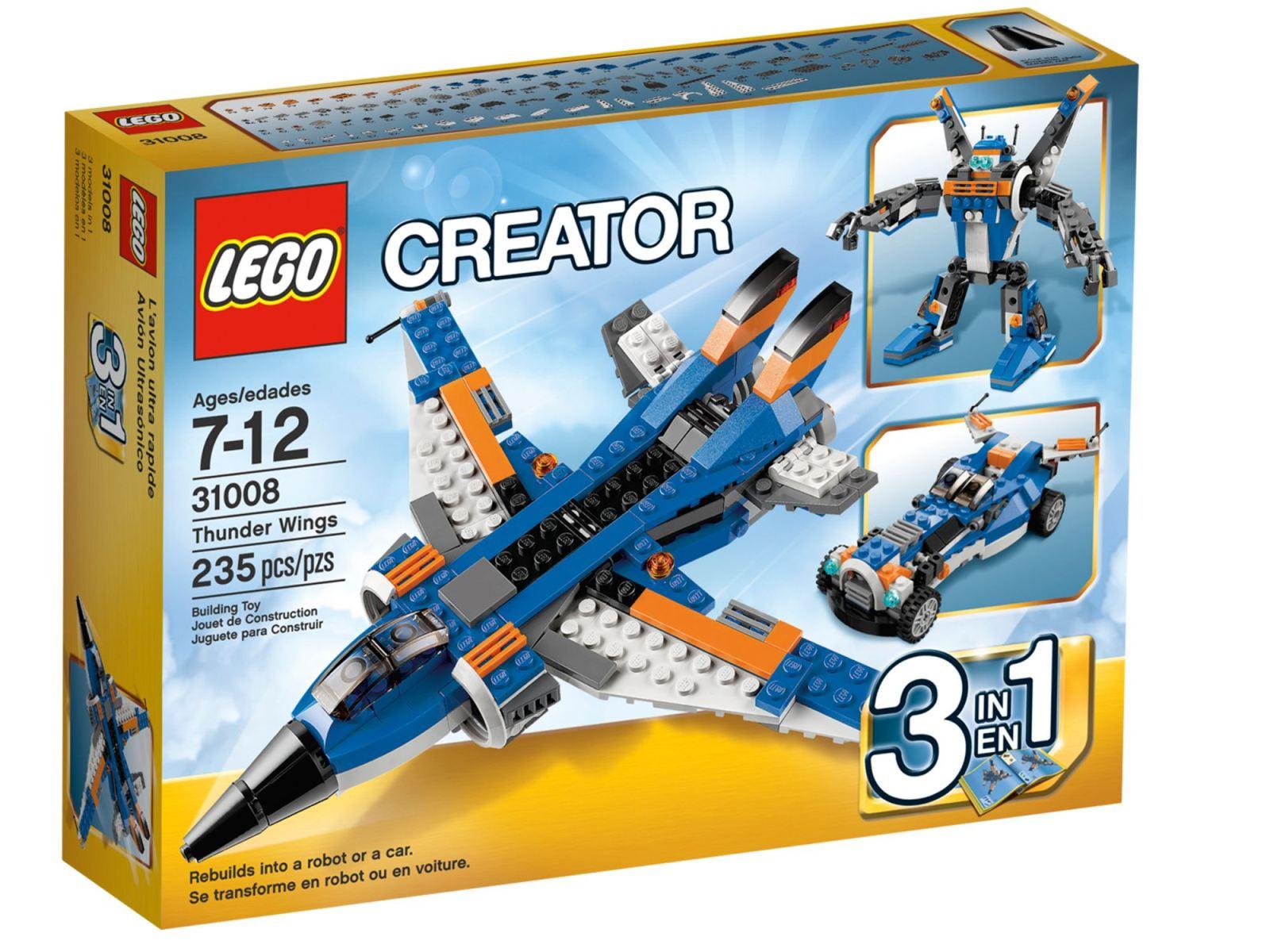 Đồ chơi LEGO 31008