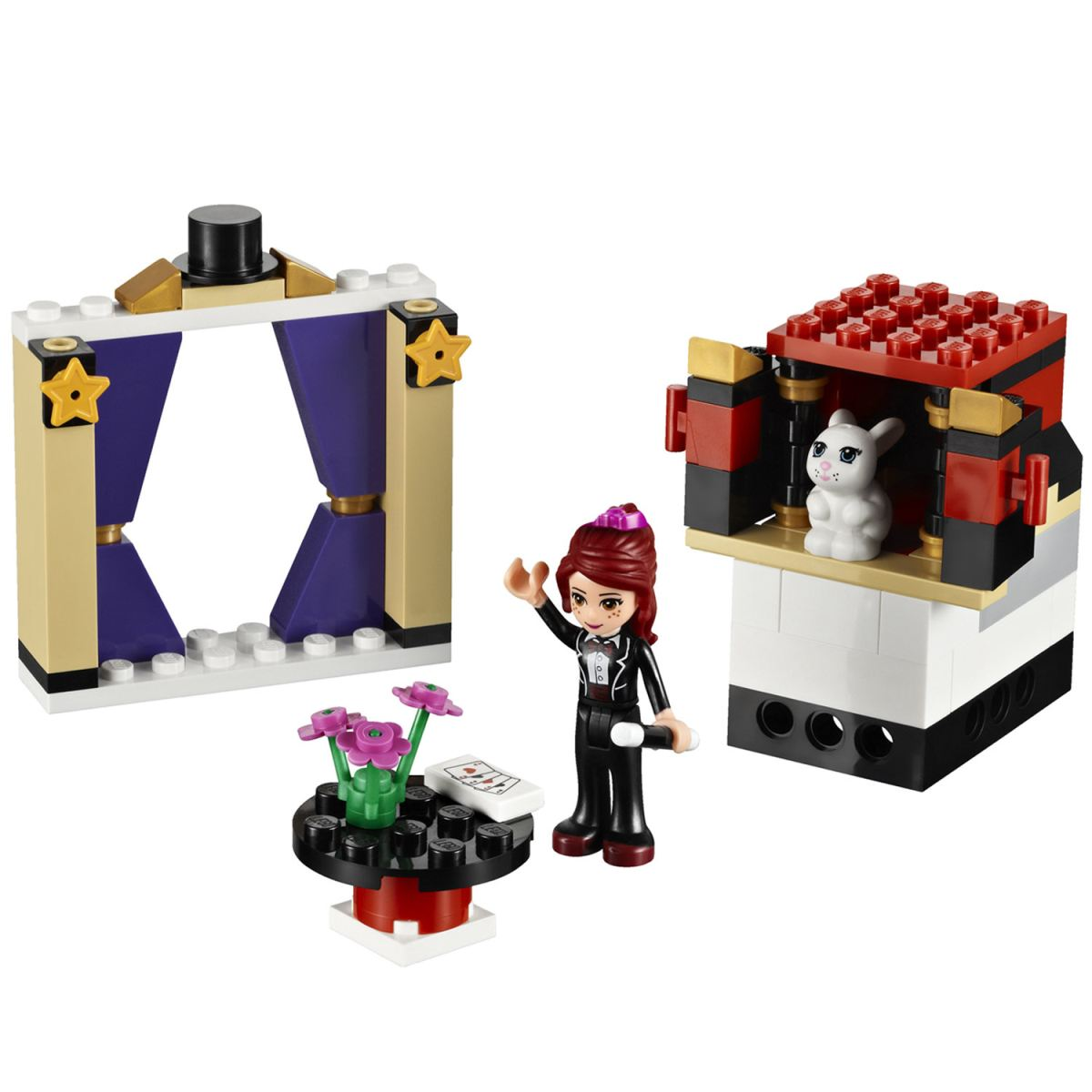 Đồ chơi xếp hình LEGO 41001