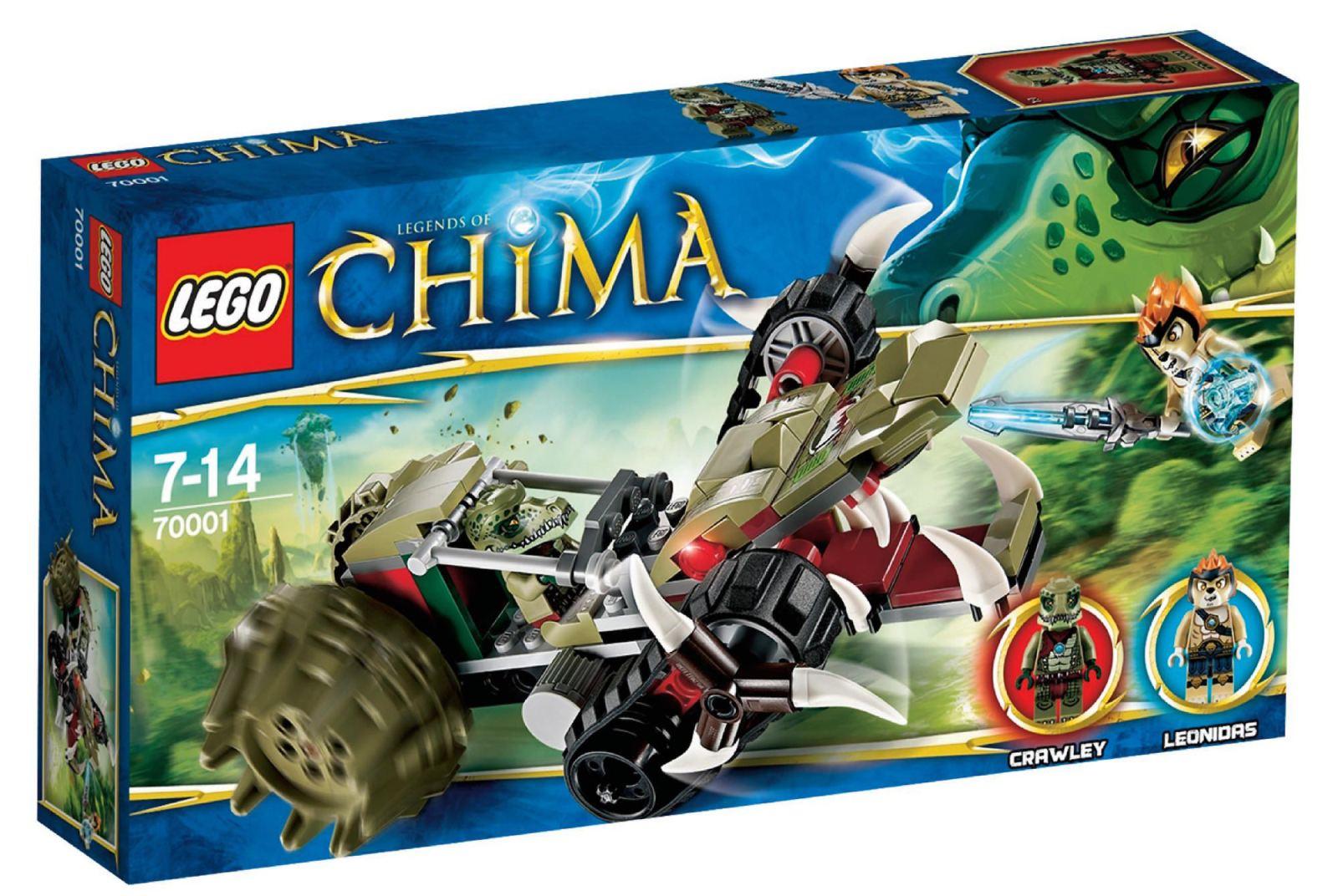 Đồ chơi xếp hình LEGO 70001