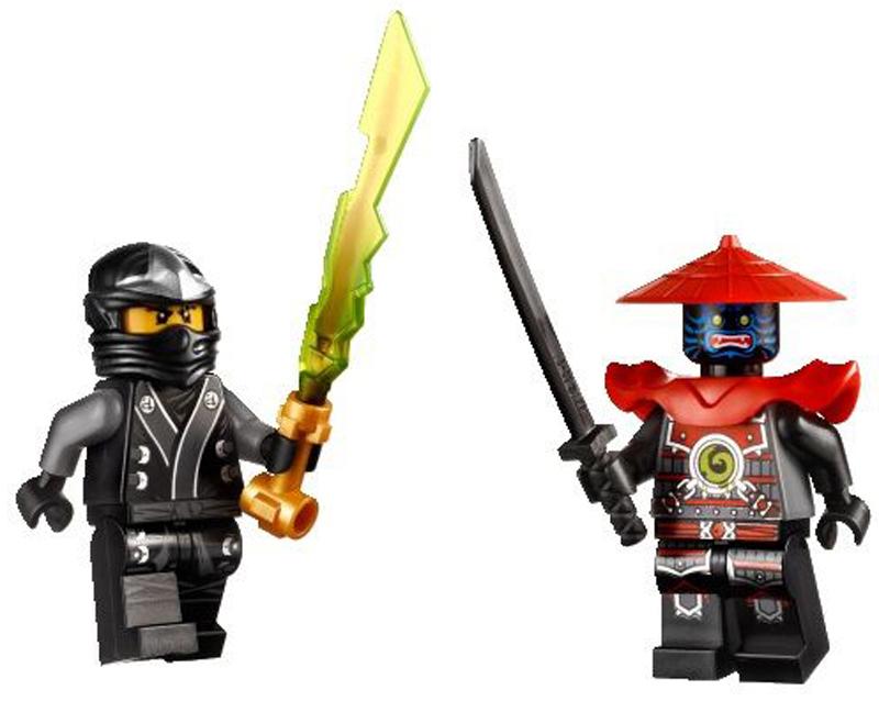 Đồ chơi xếp hình LEGO Ninjago 70502 Cole's Earth Driller