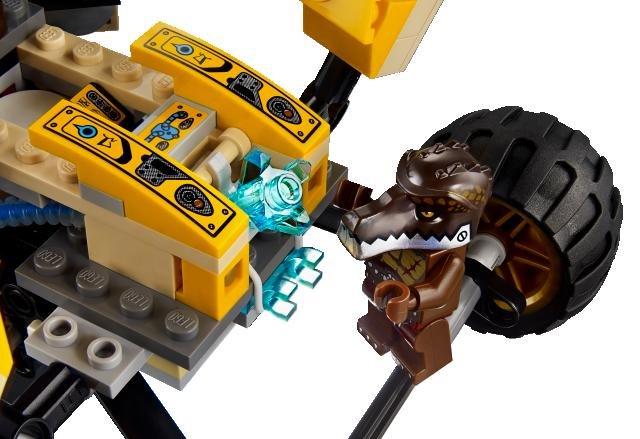 Đồ chơi xếp hình LEGO 70002