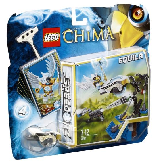 Đồ chơi xếp hình LEGO 70101