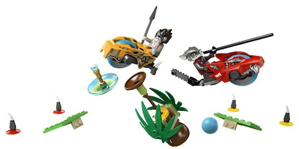 Đồ chơi xếp hình LEGO 70113