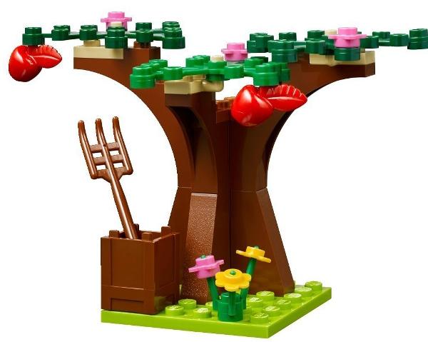 Đồ chơi LEGO Friends 41026 - Ngày Mùa Thu Hoạch
