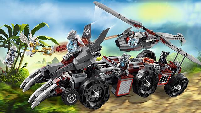 Lego 70009