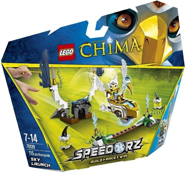 bộ xếp hình lego 70139