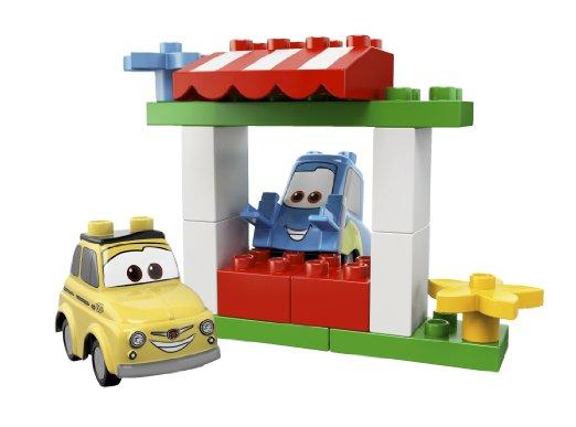 Đồ chơi Lego Duplo 5818 - Cửa hàng phong cách ý của Luigi
