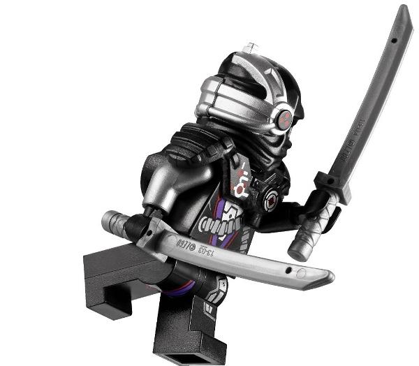 Đồ chơi LEGO Ninjago 70721 - Máy Bay Chiến Đấu Của Kai
