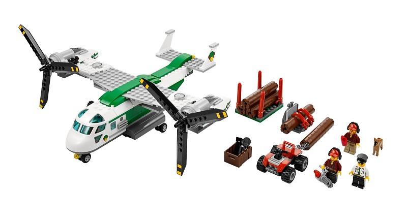 LEGO 60021