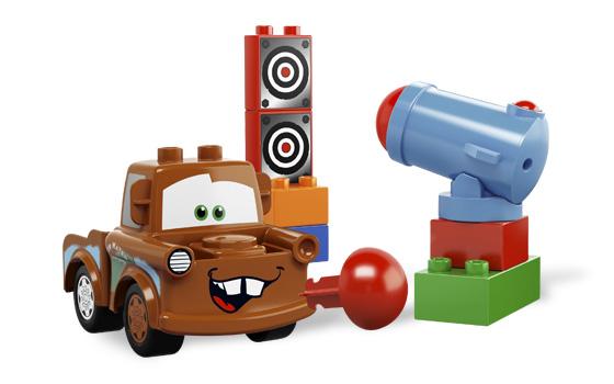 Đồ chơi Lego Duplo 5817 - Điệp vụ Mater