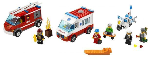 Đồ chơi LEGO 60023 - Bộ Lắp Ráp Chủ Đề Thành Phố