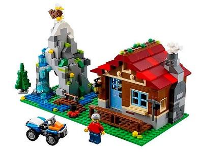 Đồ chơi LEGO Creater 31025
