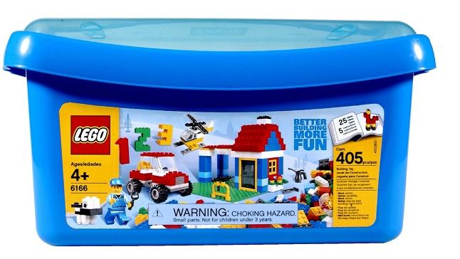 đồ chơi lego 6166