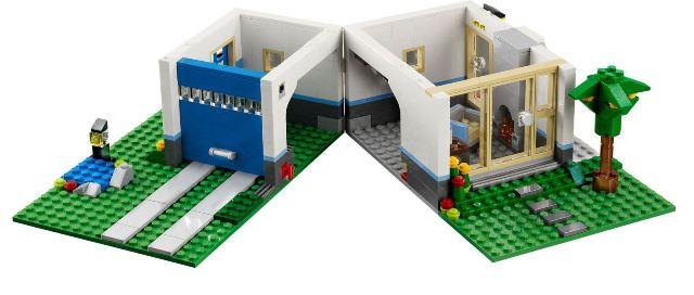 Bộ đồ chơi xếp hình LEGO 31012