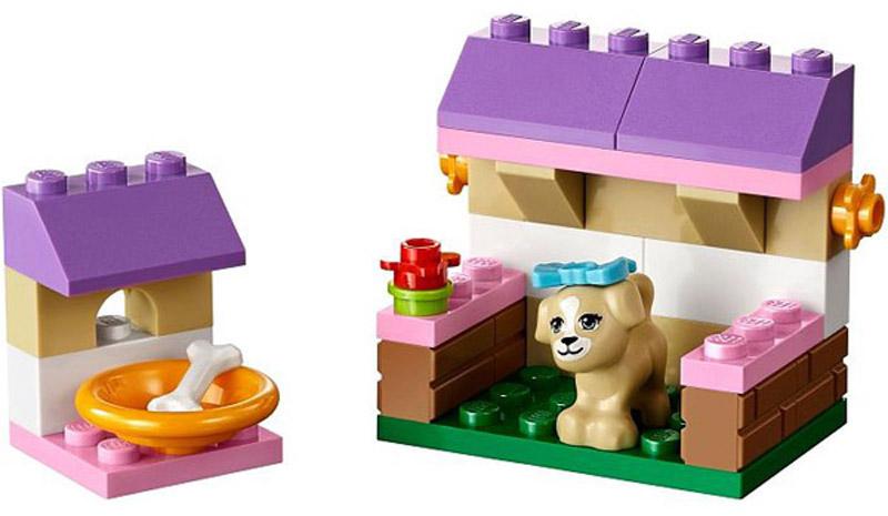 Đồ chơi LEGO Friends 41025 - Nhà Chơi Cho Cún Con