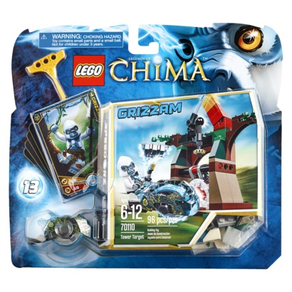 do choi lego chima 70110 2