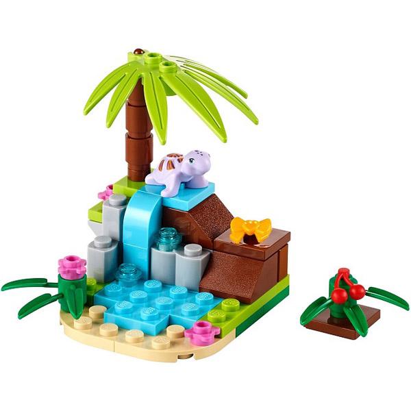 Đồ chơi LEGO Friends 41041 - Lâu Đài Rùa Con