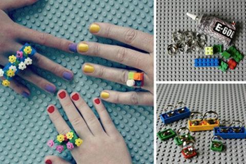biến tấu từ lego