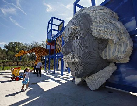 công viên lego