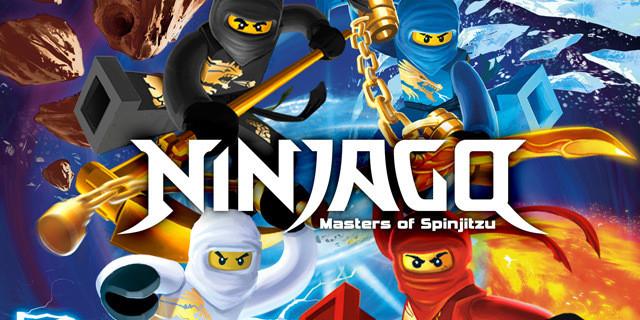 Ninjago tiếp nối Lego Movie lên màn ảnh rộng