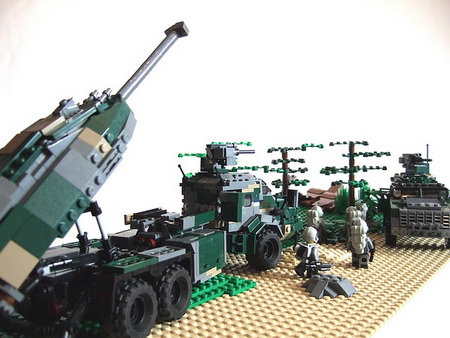 vũ khí trong thế giới lego