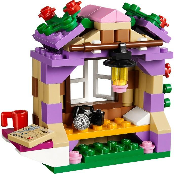Đồ chơi LEGO Friends 41031 - Nhà Trên Núi Của Andrea