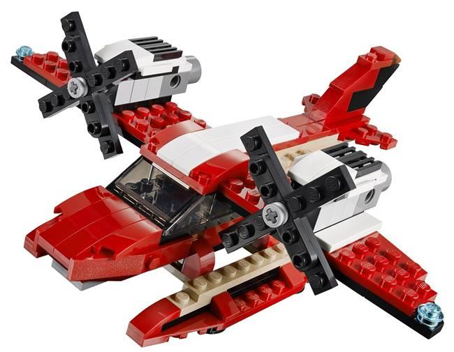 Đồ chơi LEGO Creator 31024 - Tiếng gầm động cơ