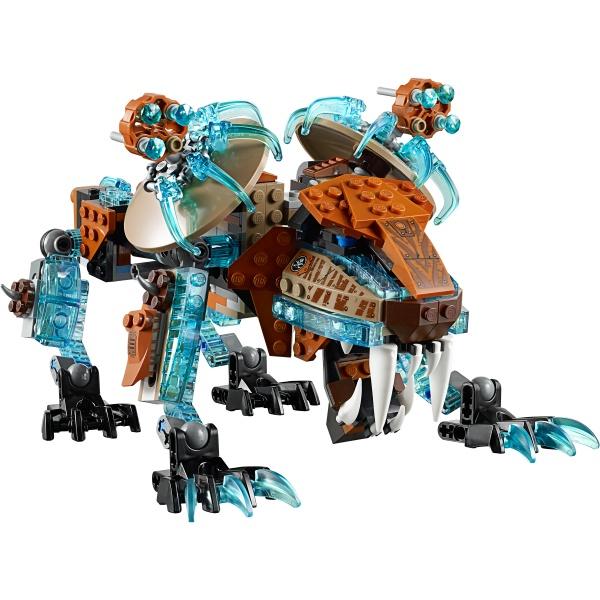 Đồ chơi LEGO 70143 - Cỗ Máy Chiến Đấu của Hổ Băng