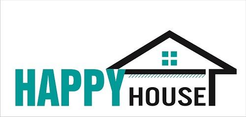 Logo ngôi nhà hạnh phúc