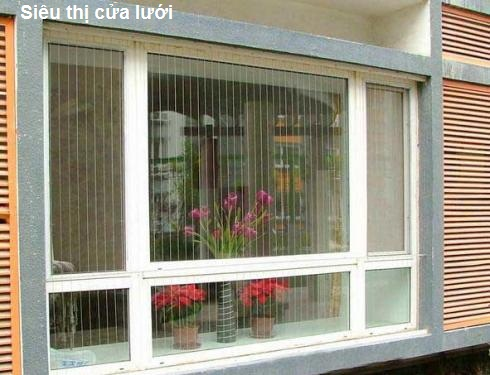 Cáp inox an toàn cửa sổ