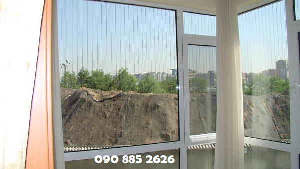 Lưới bảo vệ che chắn cửa sổ