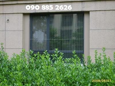 Lưới inox an toàn cửa sổ