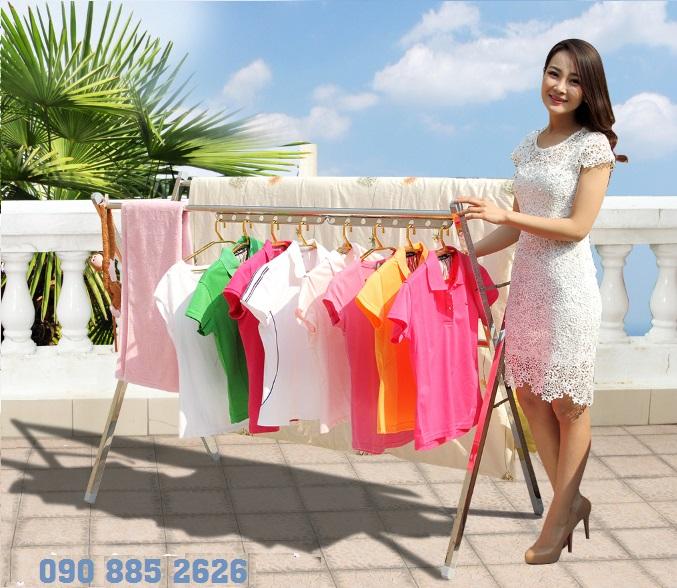 Giàn phơi quần áo thông minh