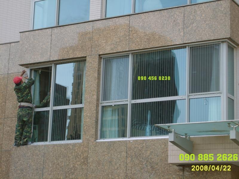 Khung lưới an toàn cửa sổ
