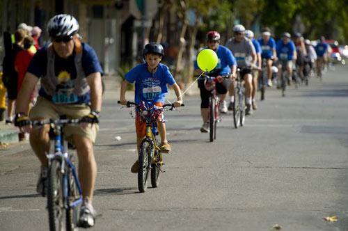 Lợi ích khi đạp xe đạp địa hình