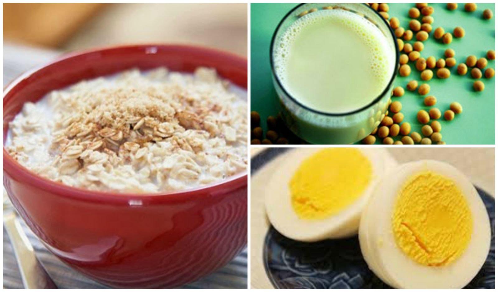 Chế độ ăn bột yến mạch giảm cân