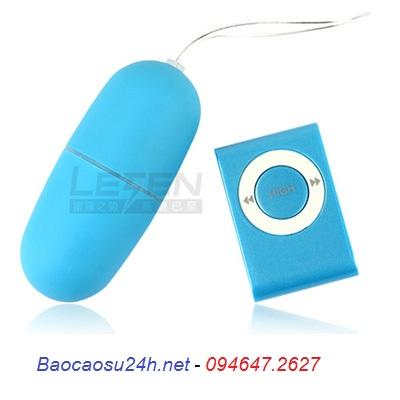 Trứng rung không dây điều khiển từ xa wireless