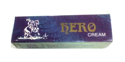Hero cream gel giúp nam giới chống xuất tinh sớm