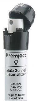 Chai xịt ngăn xuất tinh sớm Premjact male
